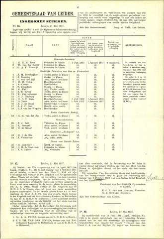 Handelingen van de Raad 1937-05-21