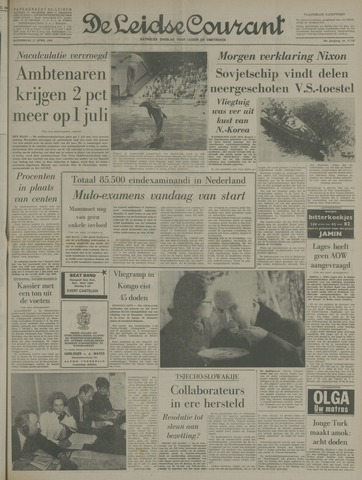 Leidse Courant 1969-04-17