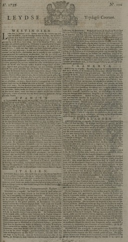Leydse Courant 1739-08-21