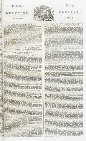 Leydse Courant 1843-06-12