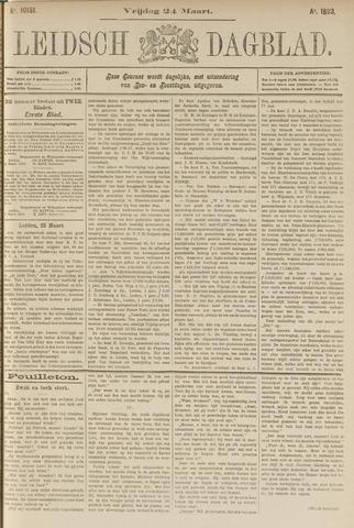 Leidsch Dagblad 1893-03-24