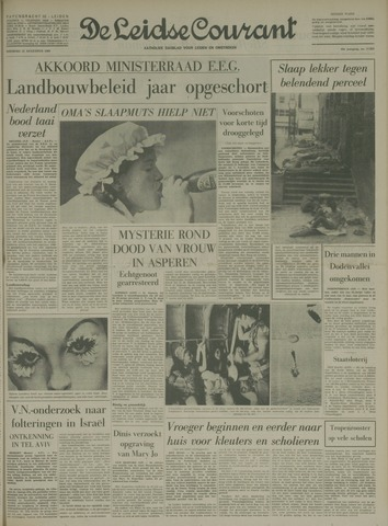 Leidse Courant 1969-08-12