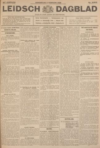 Leidsch Dagblad 1928-02-02