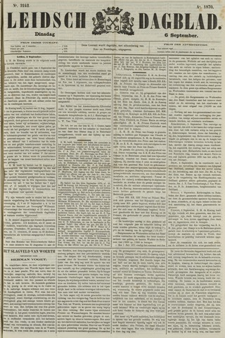Leidsch Dagblad 1870-09-06