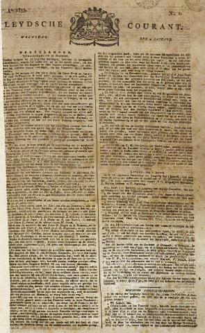 Leydse Courant 1833