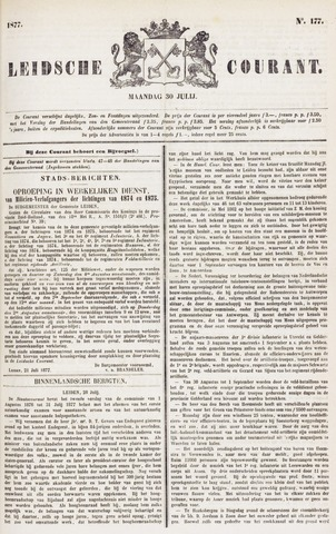 Leydse Courant 1877-07-30