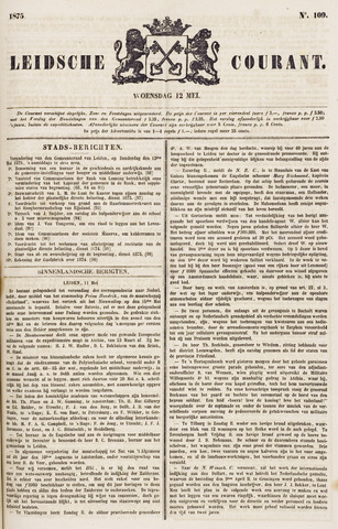 Leydse Courant 1875-05-12