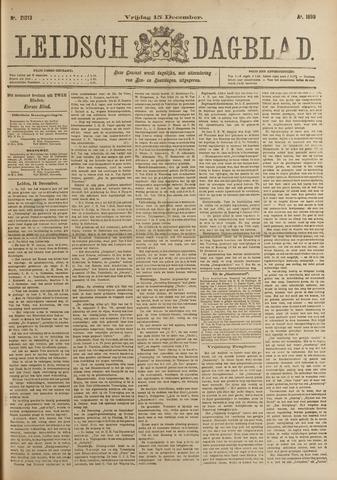 Leidsch Dagblad 1899-12-15
