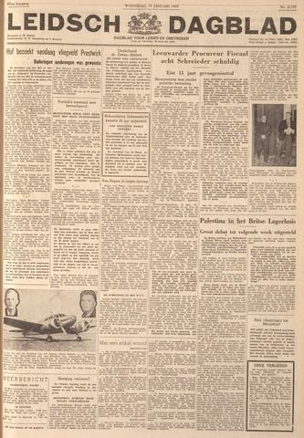 Leidsch Dagblad 1949-01-19