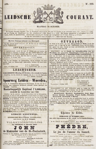 Leydse Courant 1875-10-18