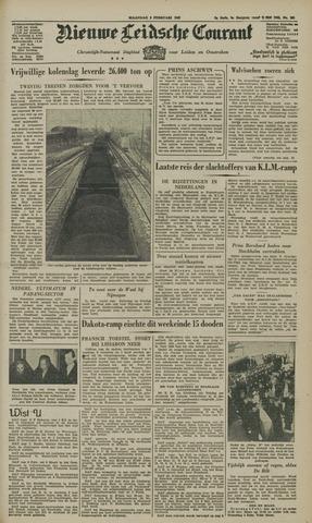 Nieuwe Leidsche Courant 1947-02-03