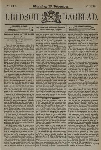 Leidsch Dagblad 1880-12-13