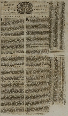 Leydse Courant 1811-02-08