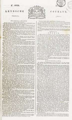 Leydse Courant 1839-05-03