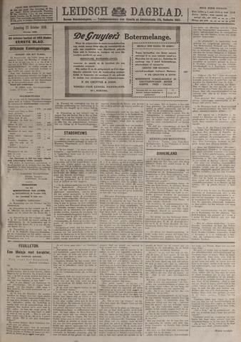 Leidsch Dagblad 1919-10-25