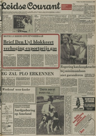 Leidse Courant 1980-06-06