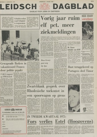 Leidsch Dagblad 1975-08-12