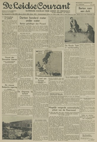 Leidse Courant 1949-08-17