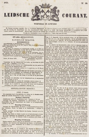 Leydse Courant 1875-01-20
