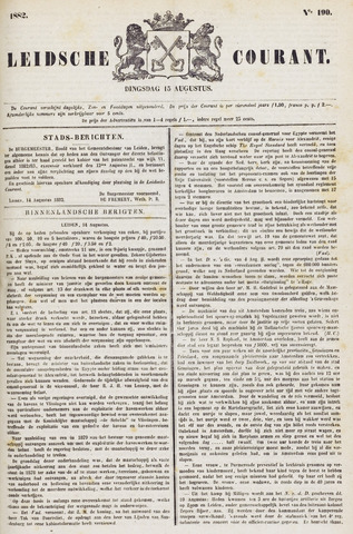 Leydse Courant 1882-08-15