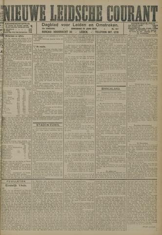 Nieuwe Leidsche Courant 1921-06-14