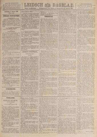 Leidsch Dagblad 1919