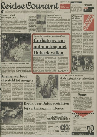 Leidse Courant 1987-04-06