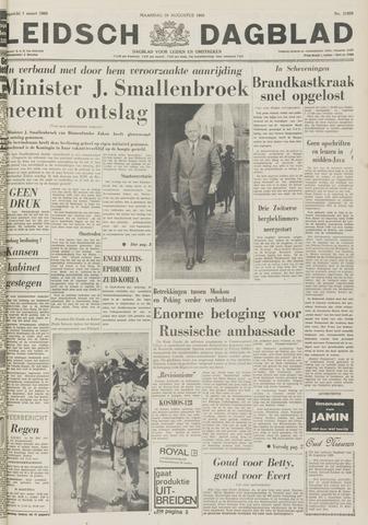 Leidsch Dagblad 1966-08-29