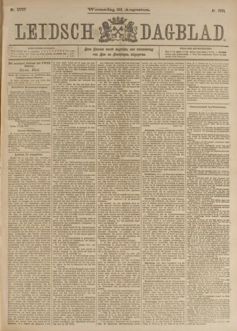 Leidsch Dagblad 1901-08-21