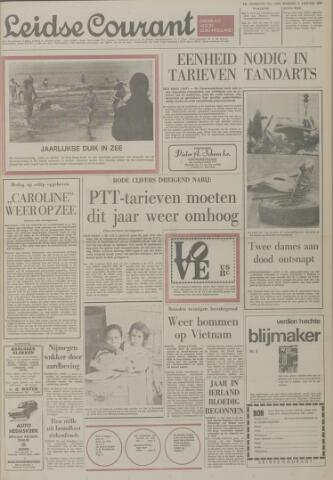 Leidse Courant 1973