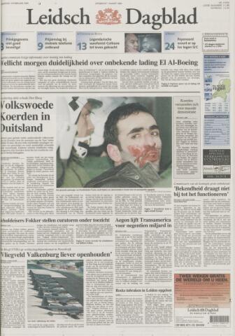 Leidsch Dagblad 1999-02-18