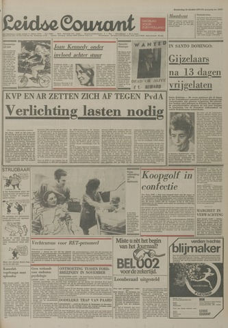 Leidse Courant 1974-10-10