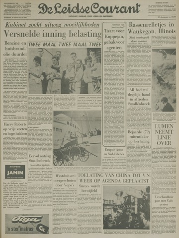 Leidse Courant 1966-08-30