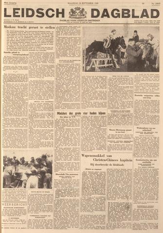 Leidsch Dagblad 1949-09-26