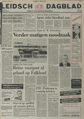 Leidsch Dagblad 1982-04-27