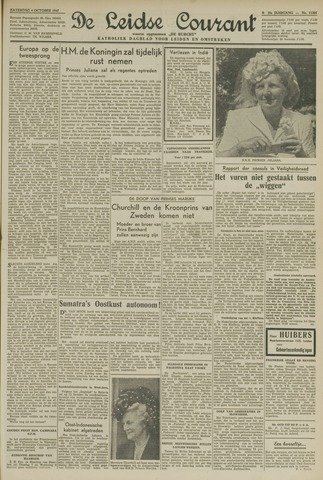 Leidse Courant 1947-10-04