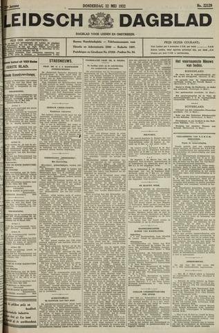 Leidsch Dagblad 1932-05-12
