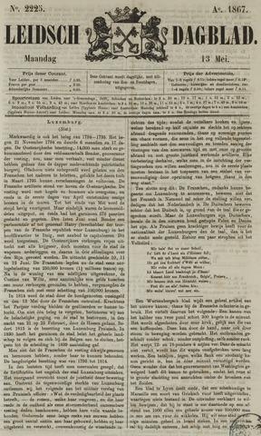 Leidsch Dagblad 1867-05-13
