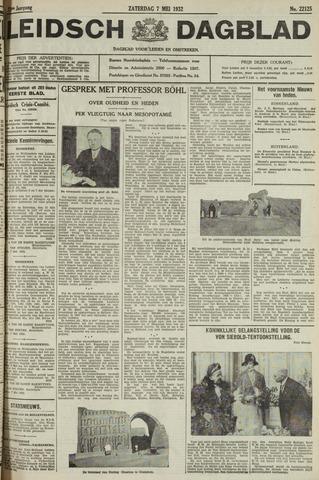 Leidsch Dagblad 1932-05-07