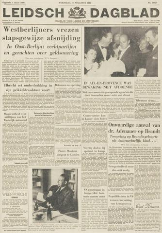 Leidsch Dagblad 1961-08-16