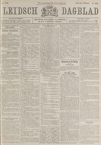 Leidsch Dagblad 1915-12-15