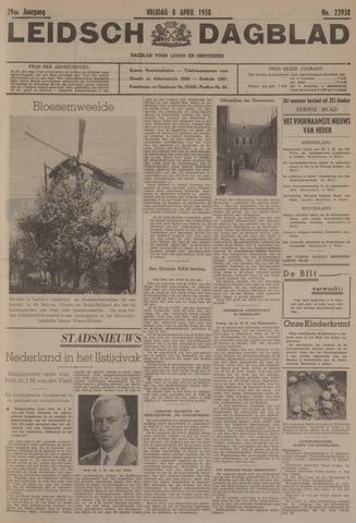 Leidsch Dagblad 1938-04-08
