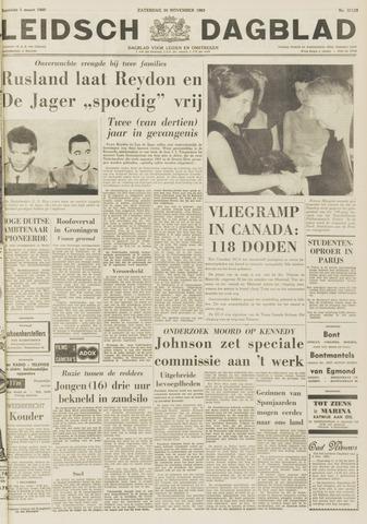 Leidsch Dagblad 1963-11-30