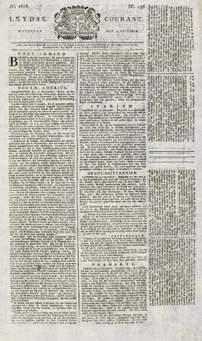 Leydse Courant 1818-12-30