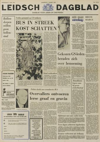 Leidsch Dagblad 1974-06-05