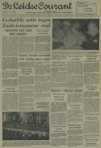 Leidse Courant 1965-05-12