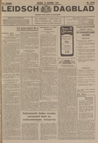 Leidsch Dagblad 1938-12-16