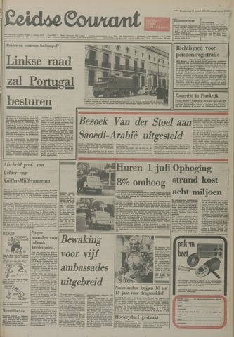 Leidse Courant 1975-03-13