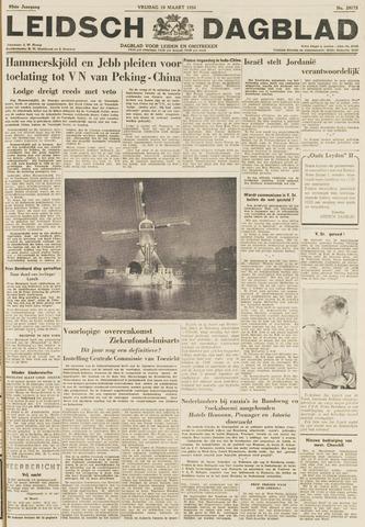 Leidsch Dagblad 1954-03-19