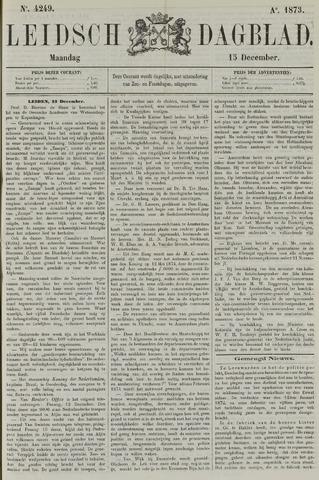 Leidsch Dagblad 1873-12-15